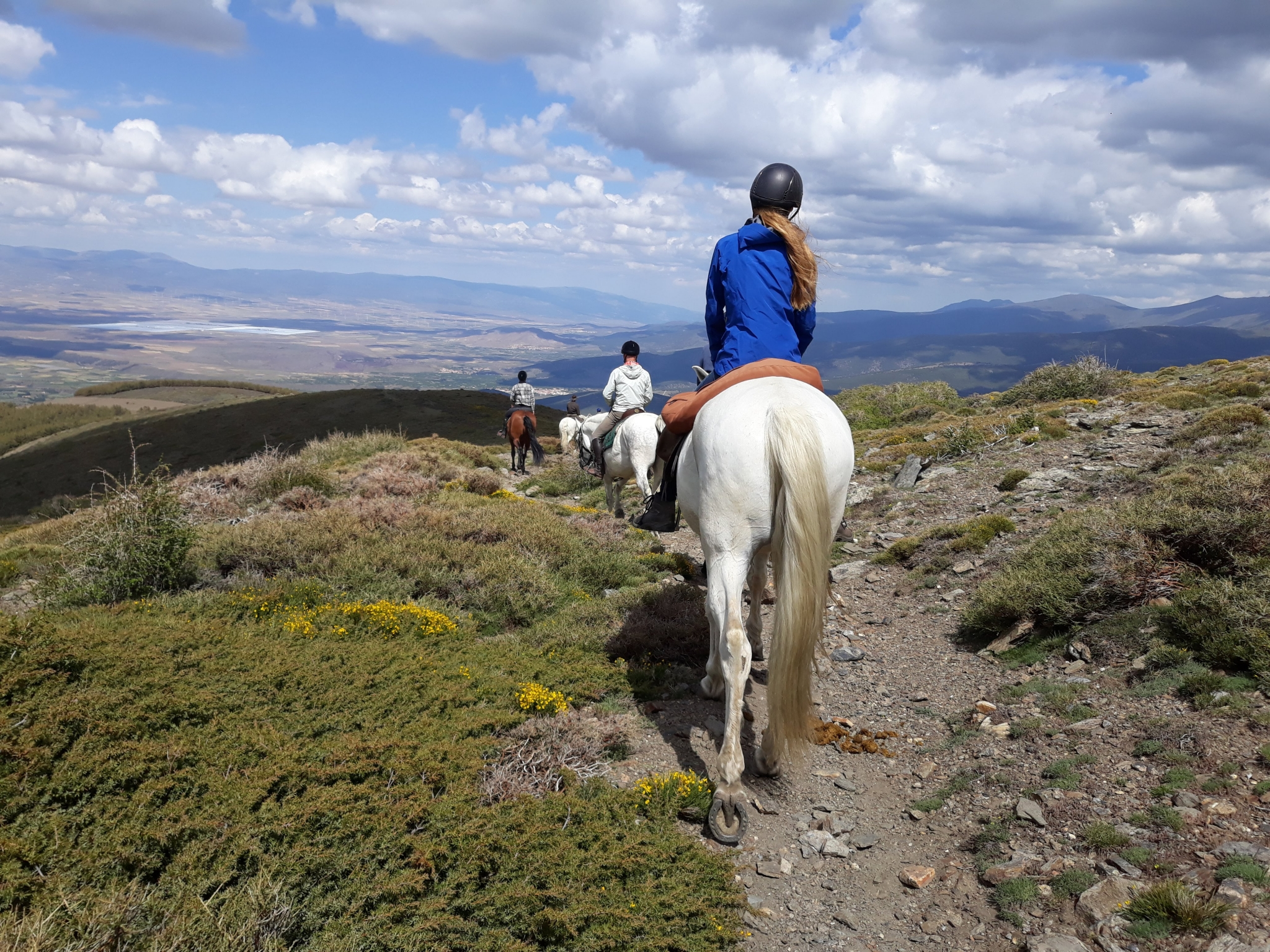 Spain's Recommended Horse Riding Holidays